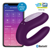 Double Joy Parvibrator med App