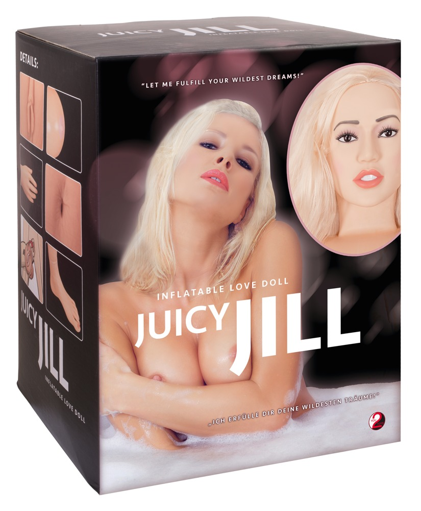 Inflatable Love Doll Juicy Jill