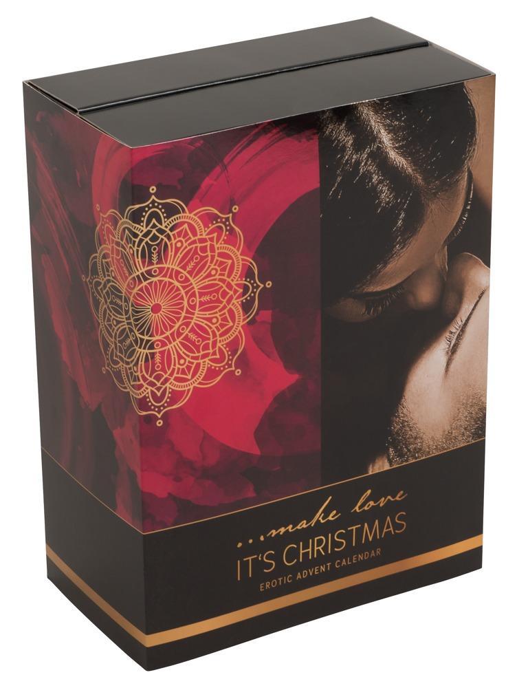 Make Love Its Christmas Erotisk Julkalender inkl Womanizer   Jul, Romantiska vuxenklappar, SEXLEKSAKER, MEST FÖR PARLEKAR, Parleksaker i set, Julklappar till par   Intimast.se - Sexleksaker
