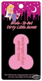 Bride to be Dirty Little Secrets