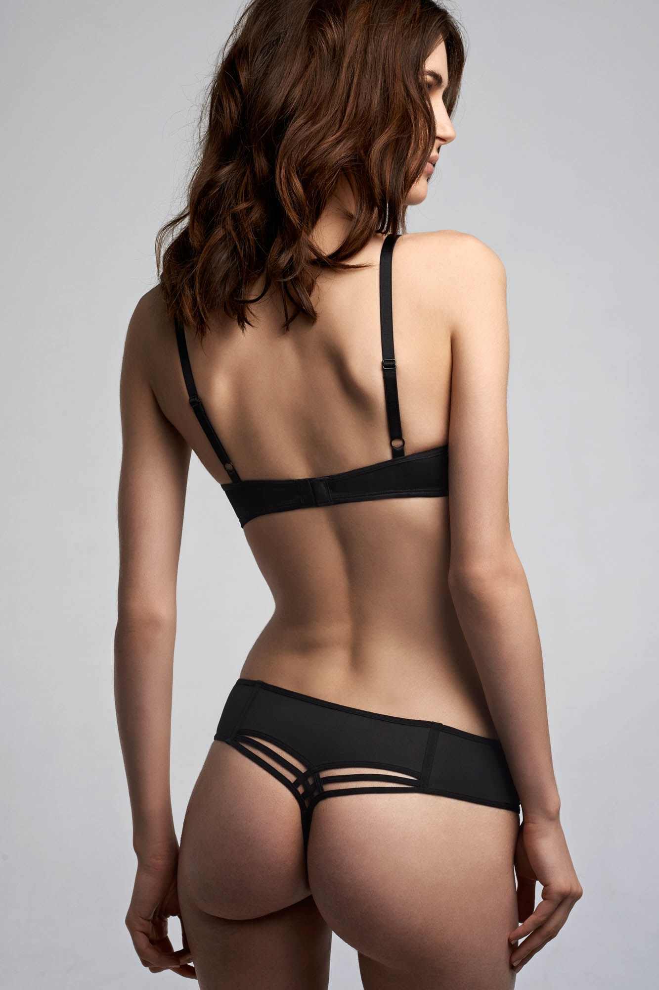 Dame De Paris 7cm Thong - Black | Brands, Marlies Dekkers, LINGERIE & KLÄDER, SEXIGA UNDERKLÄDER, Sexiga Trosor | Intimast.se - Sexleksaker