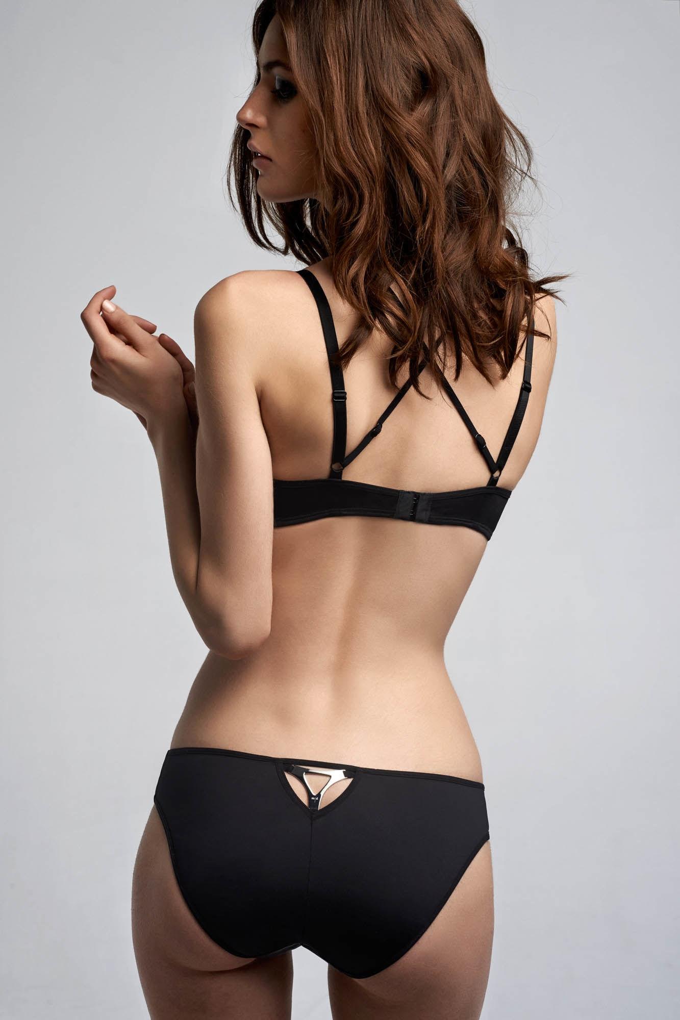 Triangle 5cm Briefs - Black | Brands, Marlies Dekkers, LINGERIE & KLÄDER, SEXIGA UNDERKLÄDER, Sexiga Trosor | Intimast.se - Sexleksaker