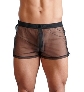 Men's Sheer Boxer Shorts