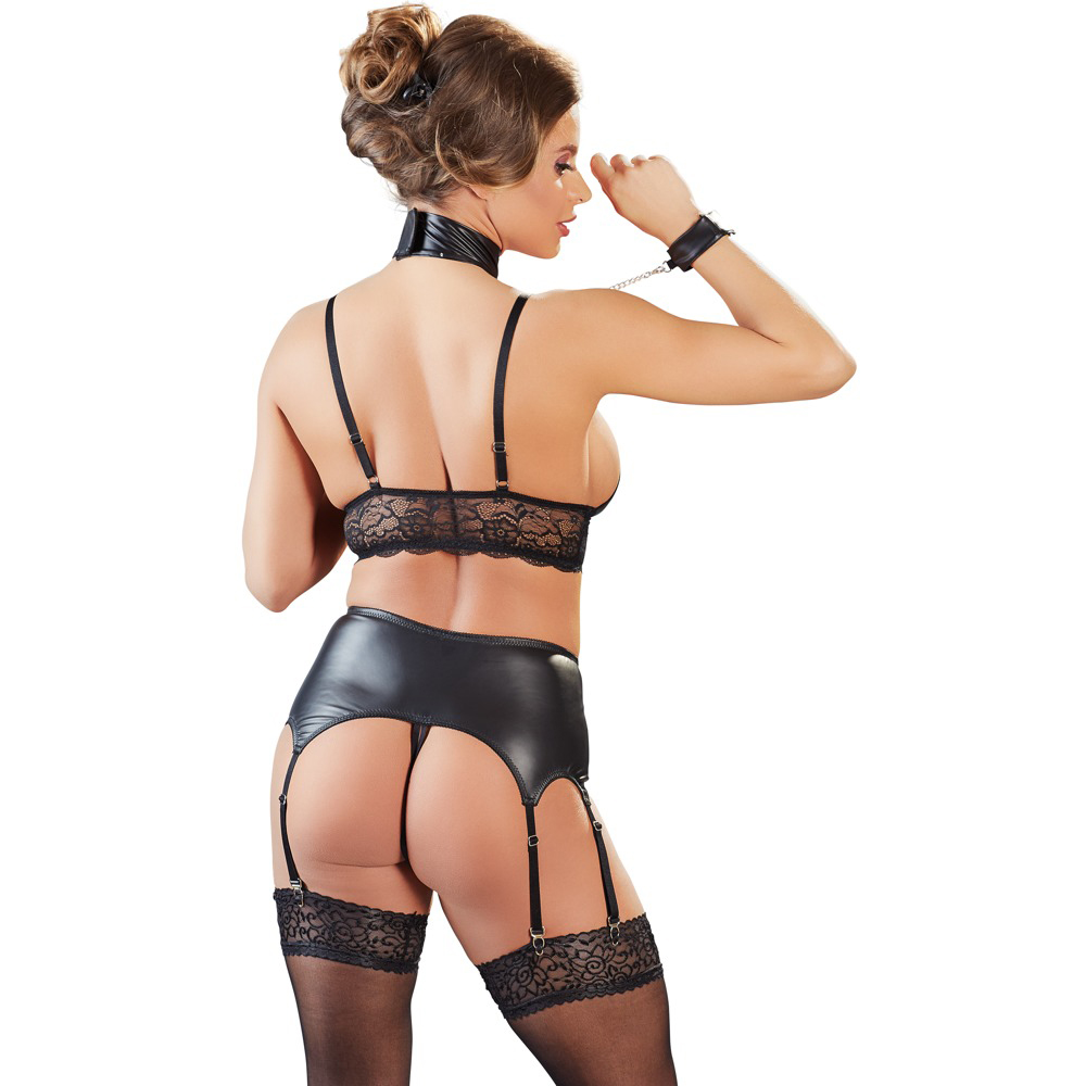 Fetish Suspender Set