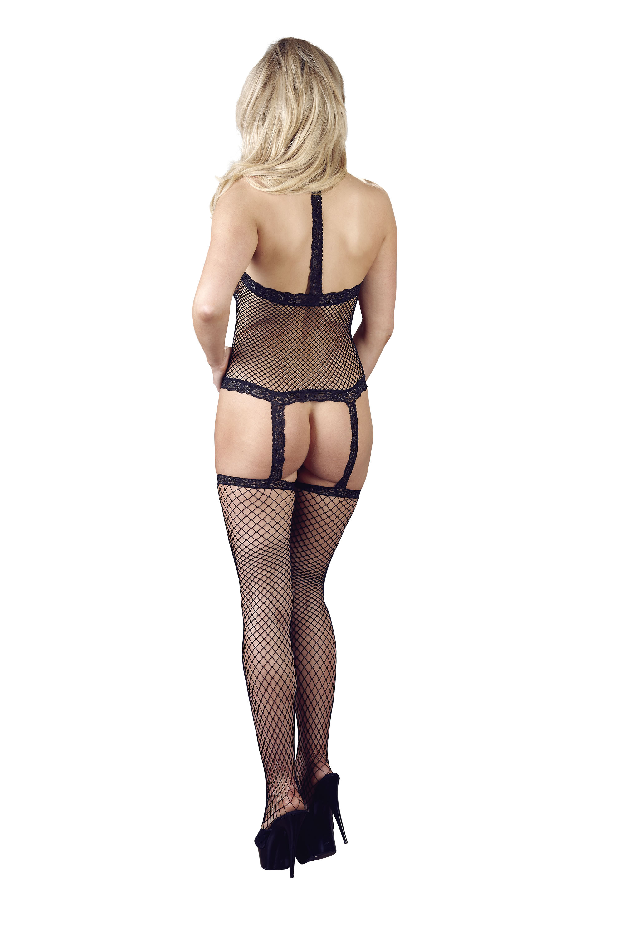 Net Suspender Basque
