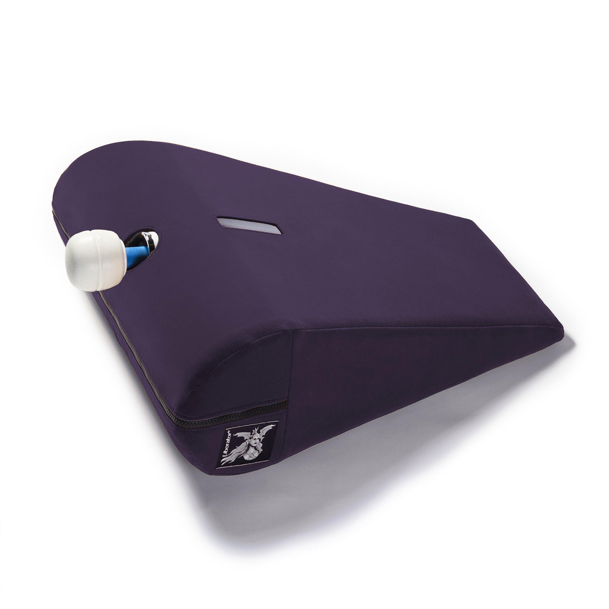 Axis-Magic Wand - Purple | SEXLEKSAKER, MEST FÖR HENNE, Magic Massager Wands, Brands, Liberator, MEST FÖR PARLEKAR, Sexmöbler & Sängkläder | Intimast.se - Sexleksaker