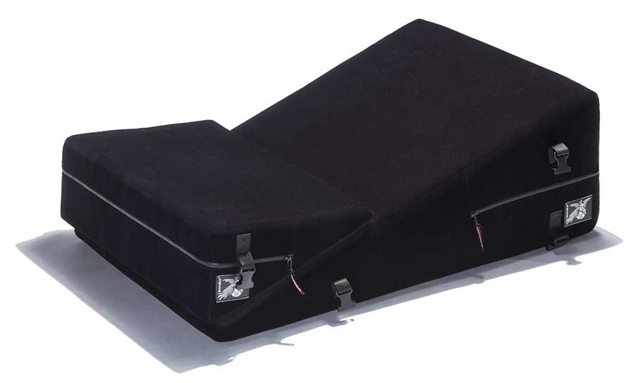 Liberator Wedge/Ramp Black Label with cuffs