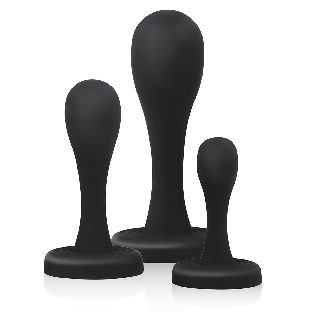 ButtKickers Butt Plug Training Set | Brands, BUTTR, SEXLEKSAKER, ANALT - UNISEX, Analleksaker i set, Analpluggar | Intimast.se - Sexleksaker