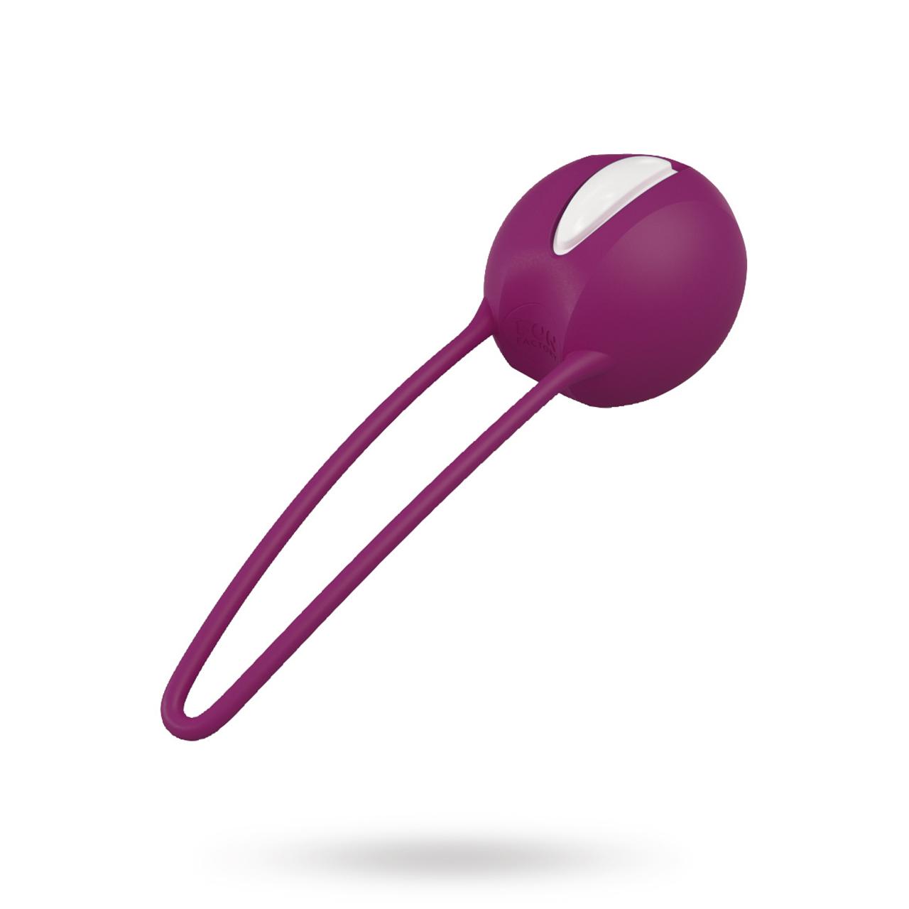 Smartballs UNO Purple | INSPIRATION, FAVORITER TILL HENNE, Knipkulor för kegelövningar, Brands, Fun Factory, SEXLEKSAKER, MEST FÖR HENNE, Knipkulor | Intimast.se - Sexleksaker
