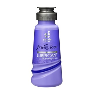Fruity Love Lubricant Blueberry/Cassis