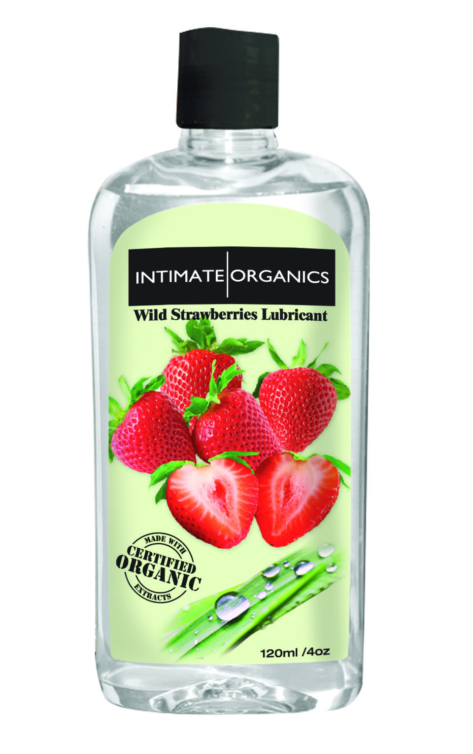 Wild Strawberry Lube