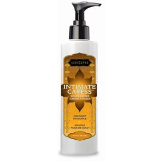 Intimate Caress Shave Creme Coconut Pineapple