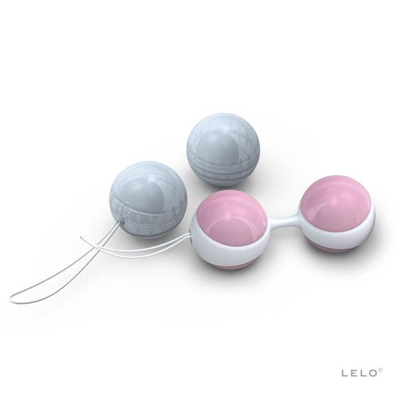 LUNA Beads Mini - Knipkulor   INSPIRATION, FAVORITER TILL HENNE, Knipkulor för kegelövningar, Brands, LELO, SEXLEKSAKER, MEST FÖR HENNE, Knipkulor, Jul, Julklappar till henne   Intimast.se - Sexleksaker