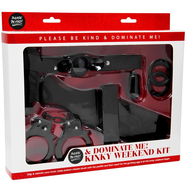 & Dominate Me - Kinky Weekend Kit