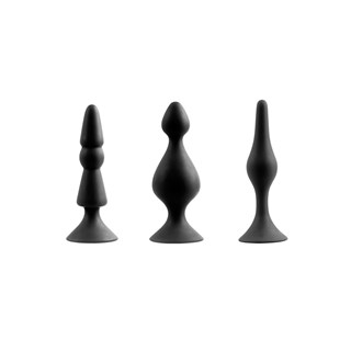 KINKY Is The New Black - Buttplug Set #2