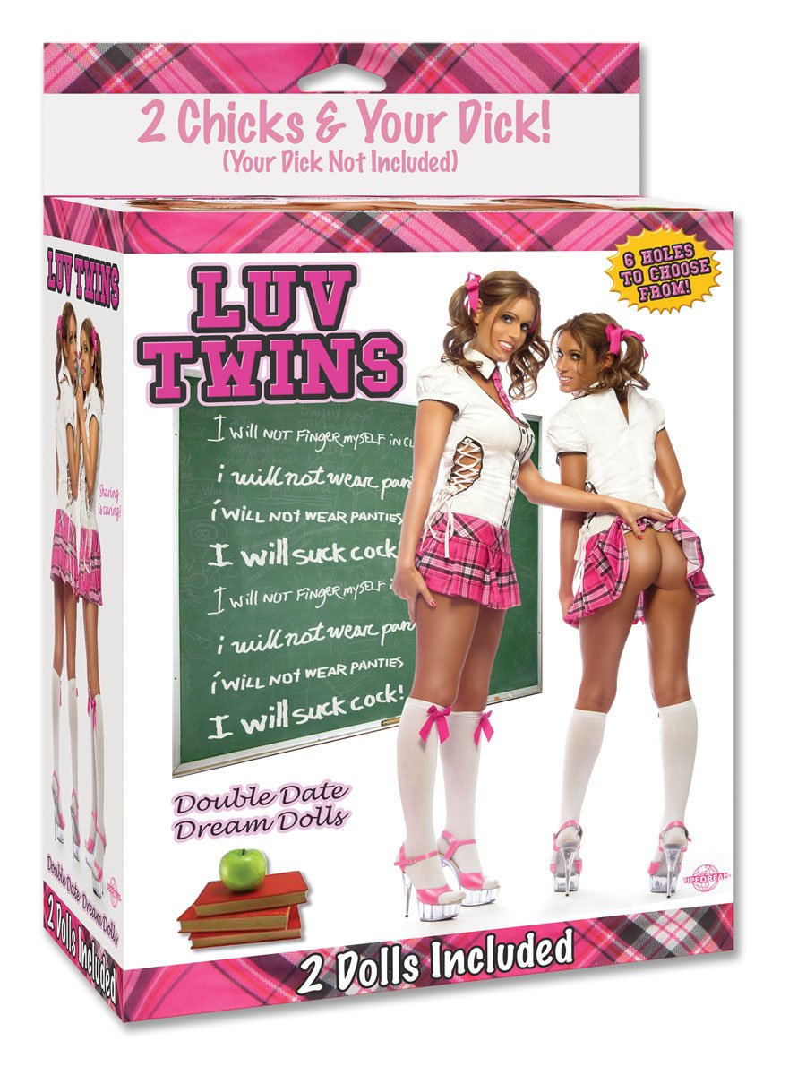 Luv Twins Double Date Dream Dolls