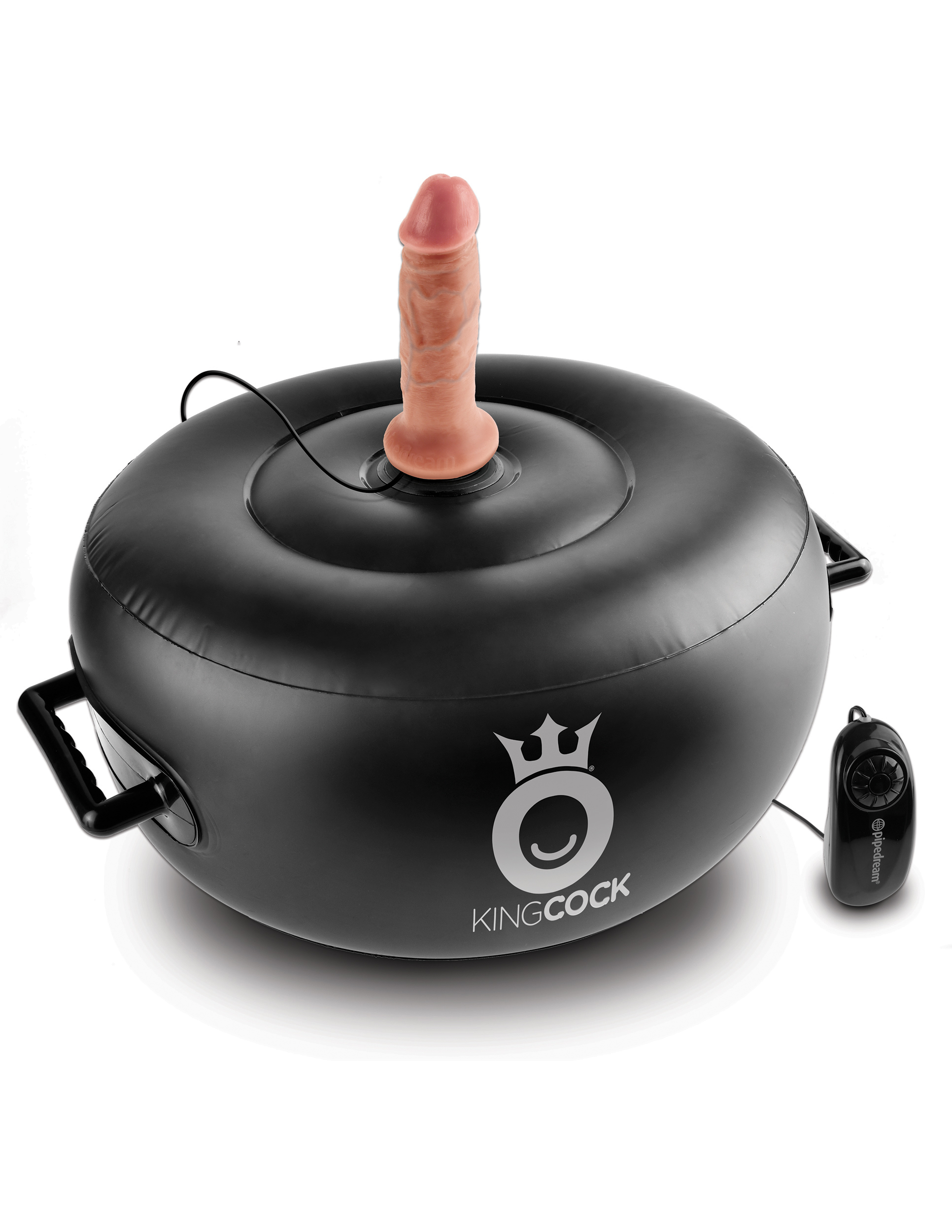 Vibrating Inflatable Hot Seat