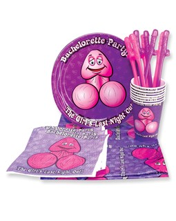 Bachelorette 8 Piece Party Set