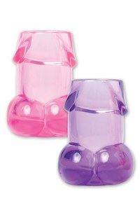 Bachelorette Party Pecker Shot Glasses
