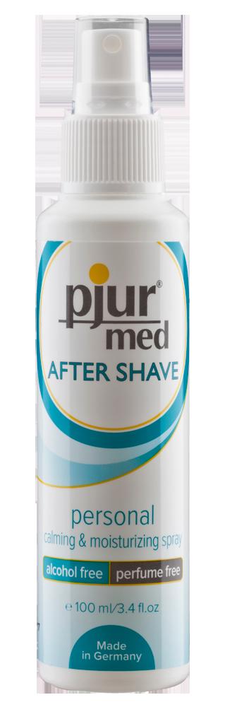 Med After Shave   GLIDMEDEL ETC., INTIMHYGIEN, Intimrakning, Brands, pjur   Intimast.se - Sexleksaker