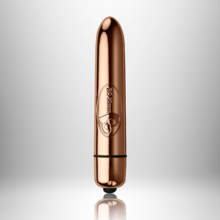 RO-90mm bullet vibrator Rose Gold