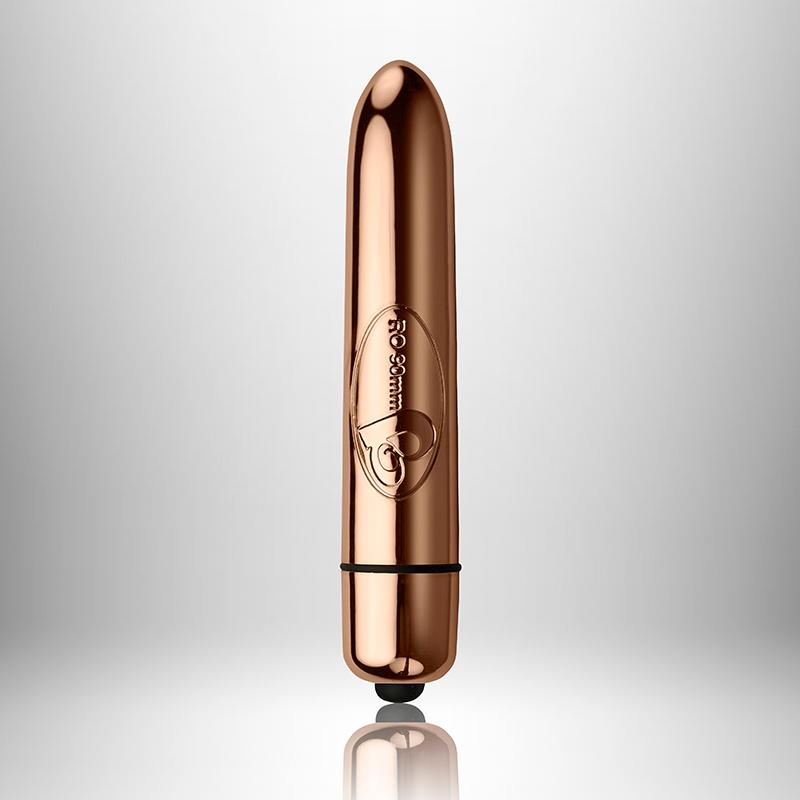 RO90 Rose Gold - 10 Hastigheter | SEXLEKSAKER, MEST FÖR HENNE, Vibratorer, Vibrerande Ägg & Kulor | Intimast.se - Sexleksaker