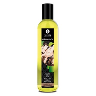 Massage Oil Organica Chocolate