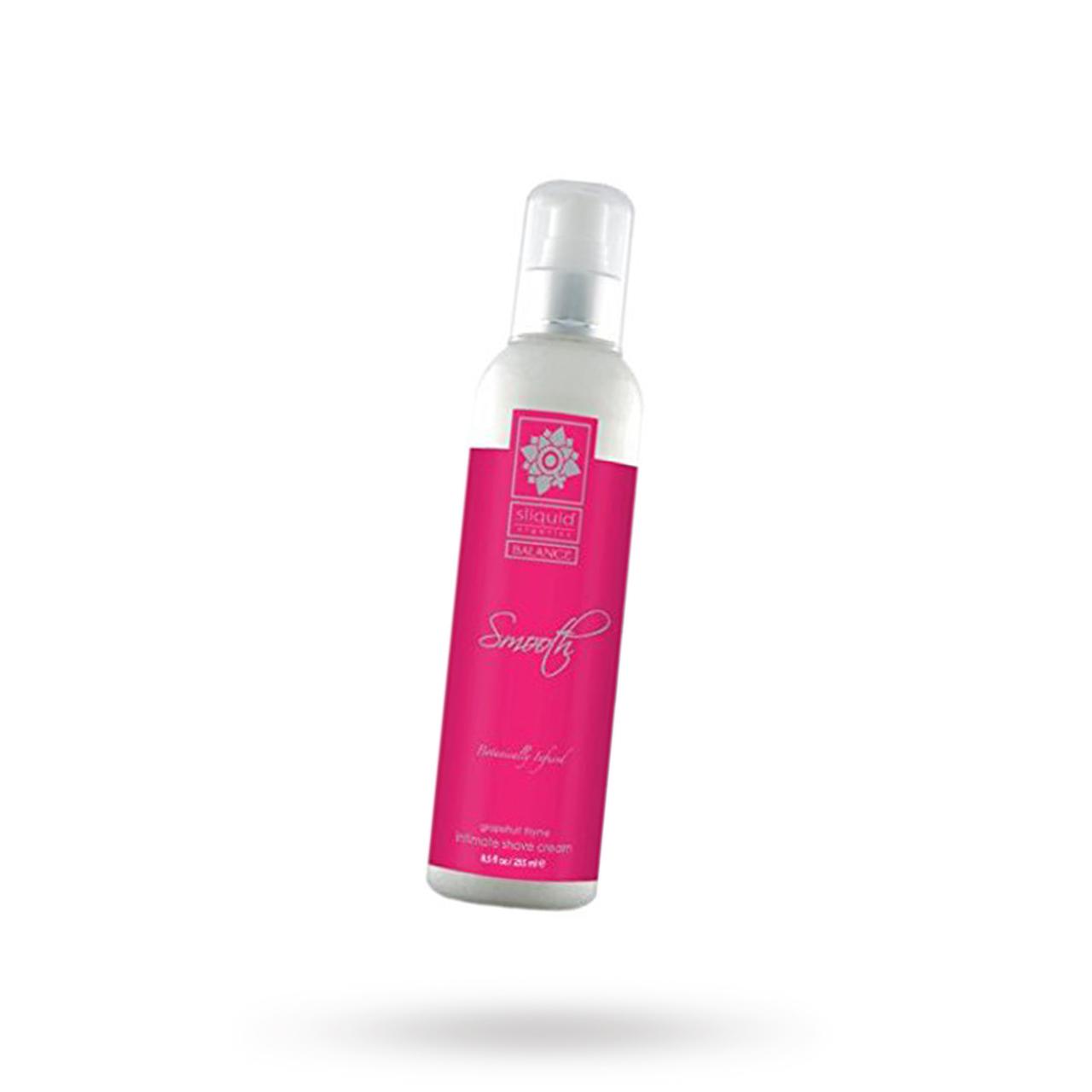 Balance Smooth Grapefruit Thyme - Body Shave Cream 255 ml | GLIDMEDEL ETC., INTIMHYGIEN, Intimrakning | Intimast.se - Sexleksaker
