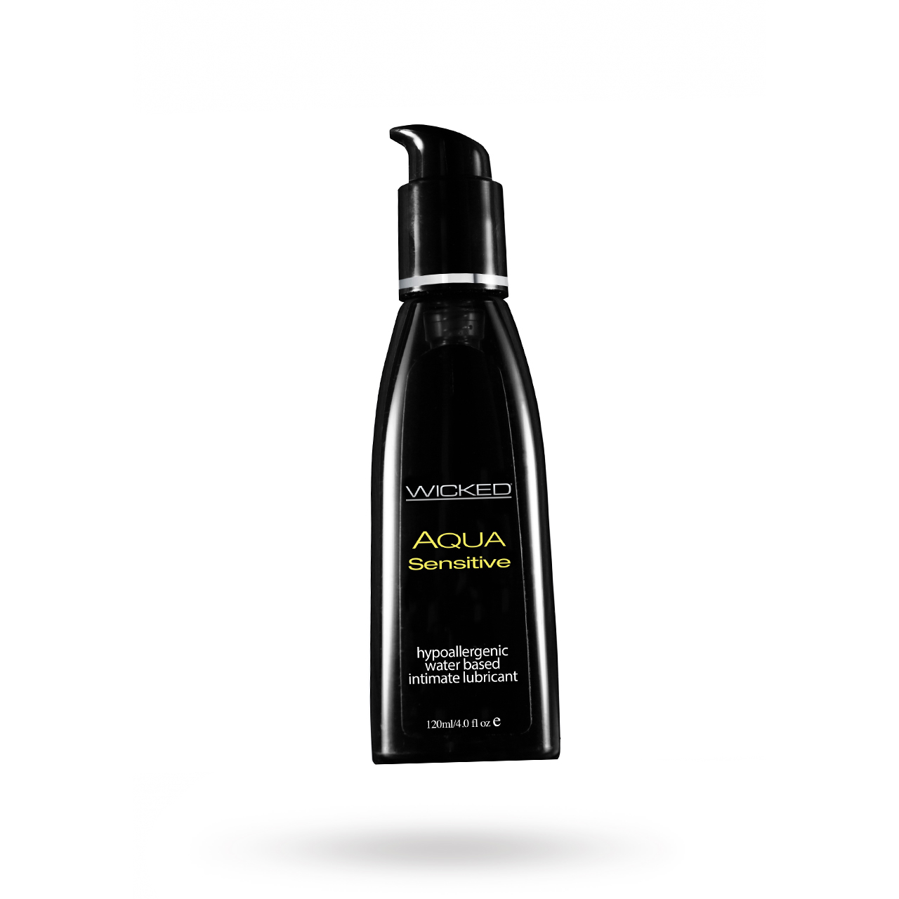 AQUA Sensitive Lubricant | Brands, Wicked Sensual Care, GLIDMEDEL ETC., GLIDMEDEL, Vattenbaserade glidmedel | Intimast.se - Sexleksaker